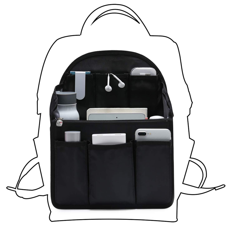 c45fc71fc1a Felt Backpack Organizer Insert, Purse Organizer For Men, Women ...
