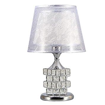 Lámpara de Mesa Guo Shop- Cálida lámpara de Cristal ...