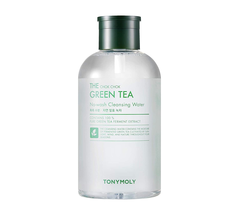 TONYMOLY The Chok Chok Green Tea Cleansing Water