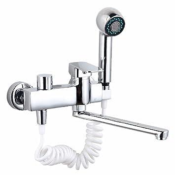Amazon.com: LHbox Tap Sprayer Spout Kitchen Faucet Copper ...
