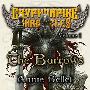 The Barrows Audiobook