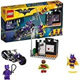 Lego Catwoman Catcycle Chase, Multi Color
