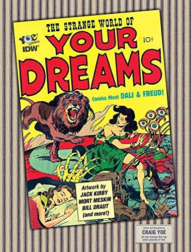 The Strange World of Your Dreams: Comics Meet Dali & Freud!