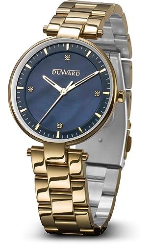 Reloj Duward para mujer colección Lady Mkazi modelo D25311.15: Amazon.es: Relojes