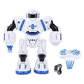 Dilwe Juguete de Robot, Interactivo Walking Sentido Gesto Singing Dancing Control Remoto Robótica Inteligente Juguetes