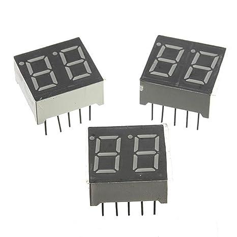 Youmile Diy Kit Modul 9v 12v At89c2051 6 Digitale Led Elektronische Uhr Teile Komponenten Gewerbe Industrie Wissenschaft