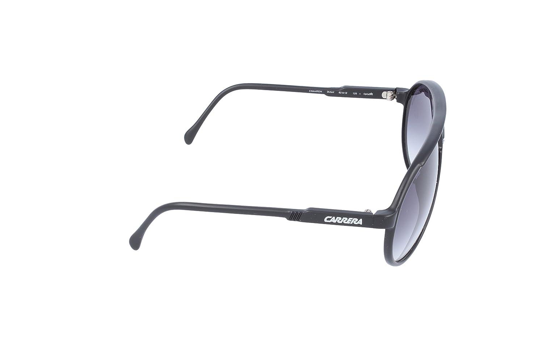 116edab72c Amazon.com  Carrera Champion DL5 JJ Matte Black Grey Gradient Unisex  Aviator Sunglasses  Carrera  Shoes