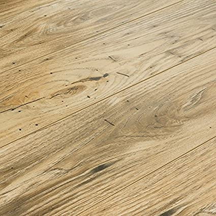Armstrong Rustics Reclaimed Chestnut 12mm Laminate Flooring Sample