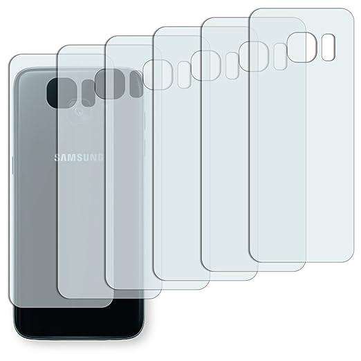 4 opinioni per 6 x Golebo Crystal Pellicola Protettiva per Samsung Galaxy S7 posteriore-