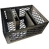 LavaLock Minion Method Charcoal Basket w/ 2 Maze Bars 12 x 10 x 6