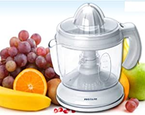 Frigidaire FD5161 1-Liter Electric Citrus Juicer, 220 Volts (Not for USA)
