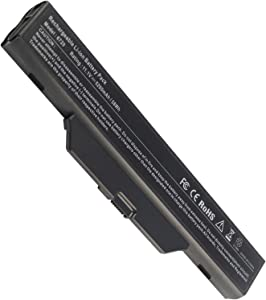 New Laptop Battery for HP Compaq 510 550 610 Series/Business Notebook 6720S 6730S 6730 6735S 6820S 6830S,fits P/N HSTNN-IB51 HSTNN-IB62