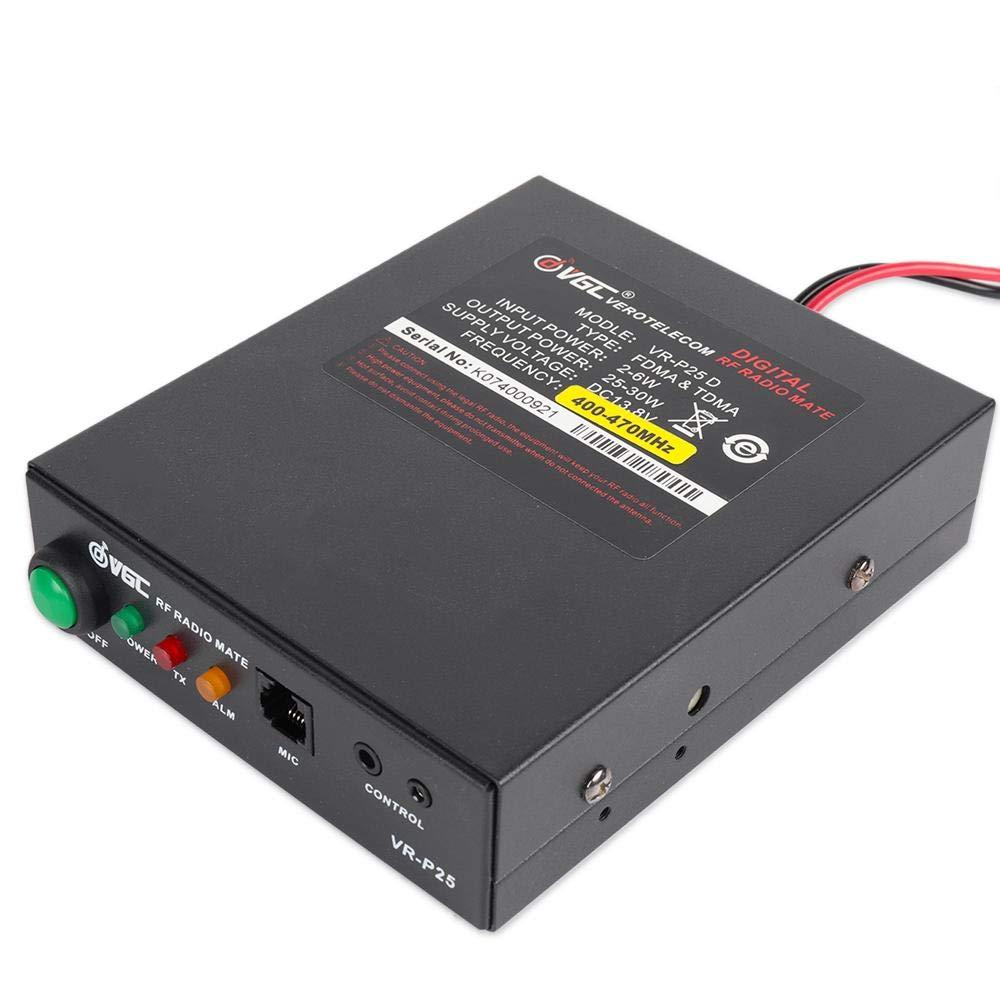 Radioddity /× VGC VR-P25UD 400-470MHz Amplificador para