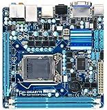 Gigabyte GA-H55N-USB3 - Placa base (8 GB, Intel, Socket H (LGA 1156), Realtek RTL8111E, Mini iTX, 7.1)