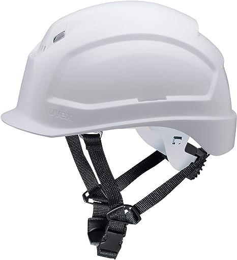 Uvex Casque de protection Pheos Ies couleur blanc avec ventilation