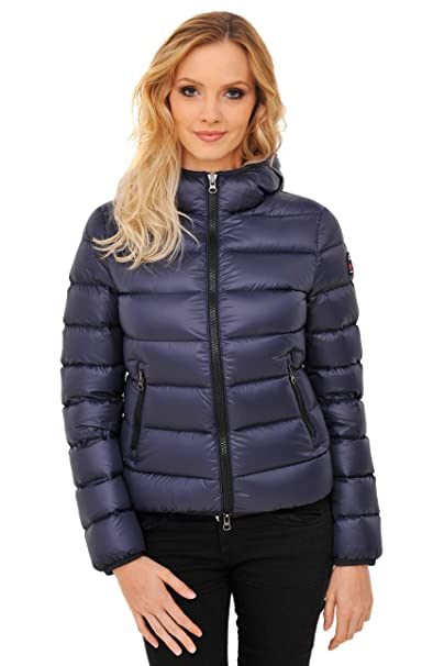 huge selection of b77d3 41b23 GOOSE FEEL ATENA - Piumino Donna - Giacca Invernale Bomber ...
