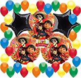 Coco Birthday Party Supplies Balloon Bundle