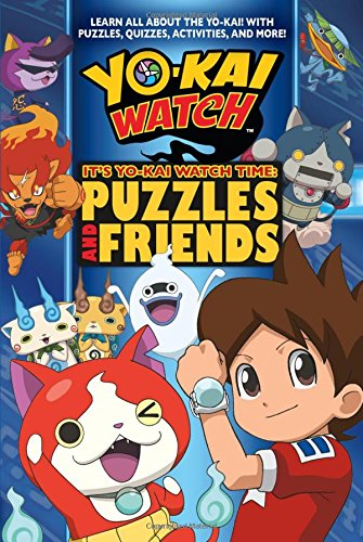 YO-KAI WATCH: It's Yo-kai Watch Time: Puzzles and Friends