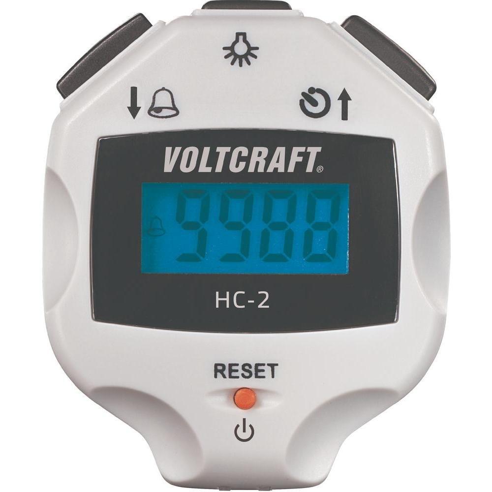 VOLTCRAFT HC-2 Compteur manuel num/érique