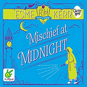 Mischief at Midnight Audiobook