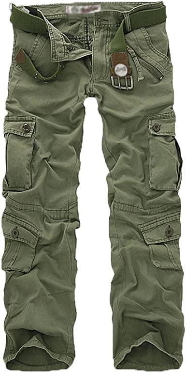 CHENGYANG Homme Combat Pantalons Treillis