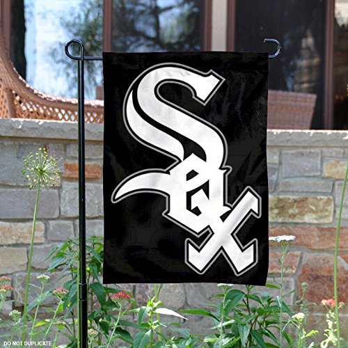 Chicago White Sox Licensed MLB Garden Flag