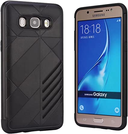 Samsung Galaxy J7 2016 Funda - Vandot [Rugged Armor] Durable Dual ...