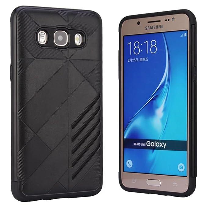 Samsung Galaxy J5 2016 Funda - Vandot [Rugged Armor] Durable Dual ...