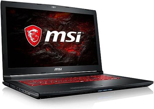 MSI GL72M 7REX 1225UK 17,3 Pulgadas portátil Gaming: Amazon ...
