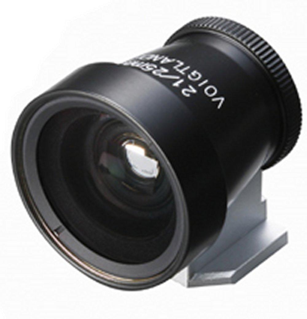 VoigtLander(フォクトレンダー) View Finder M 21/25mm ブラック 21/25VIEW-FINDER-MBK   B003Y32UMG