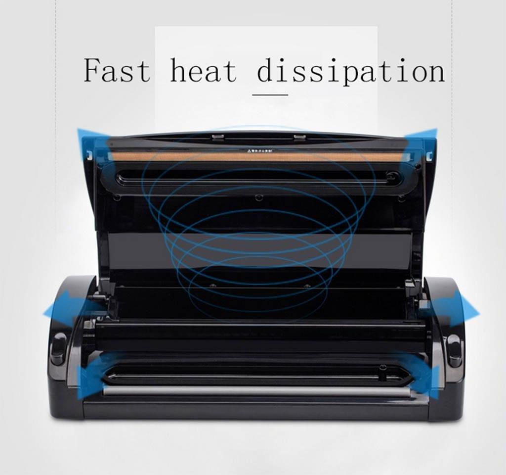 Sellador de vacío, máquina de embalaje DZW sellador de calor ...
