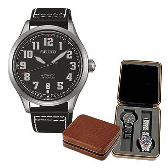 uk availability 617d9 29949 Amazon | 【セット】 SEIKO(セイコー)【腕時計】 SCVE045 ...