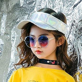 MQKZ Nuevas y lujosas gafas de sol para niños Gafas redondas ...