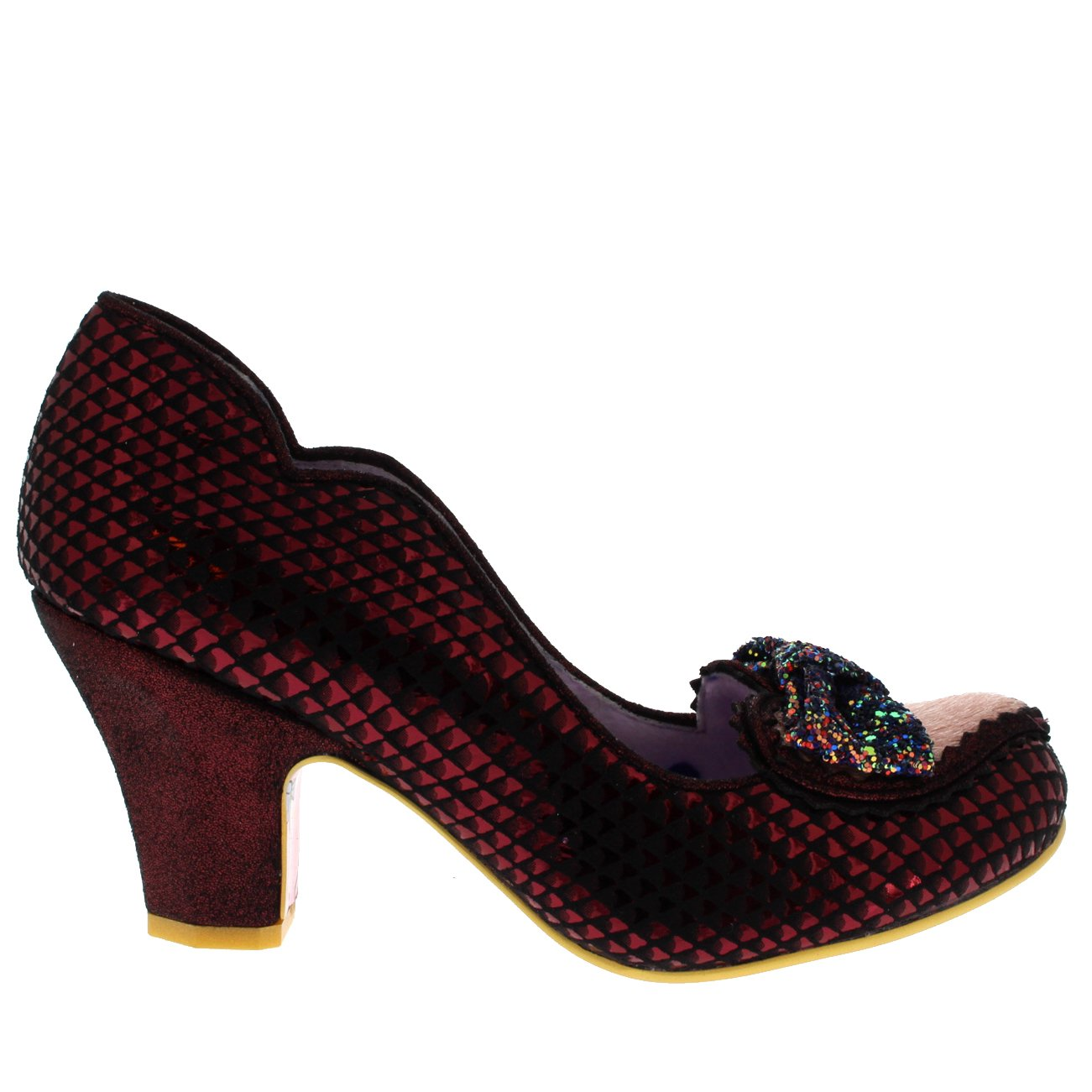 Irregular Choice Womens Miss Issippi Synthetic Shoes
