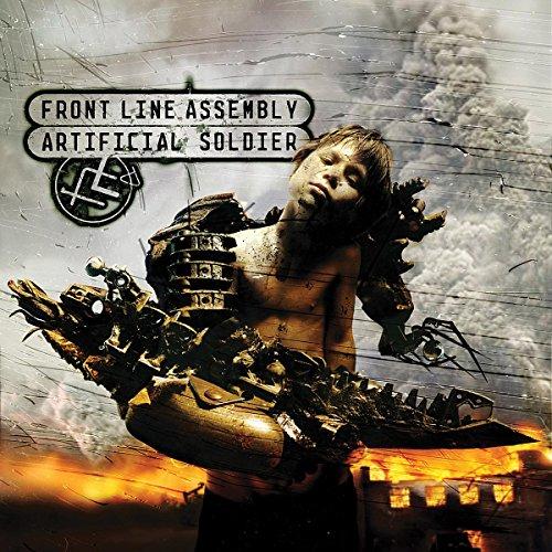 Vinilo : Front Line Assembly - Artificial Soldier (Colored Vinyl, 2 Disc)