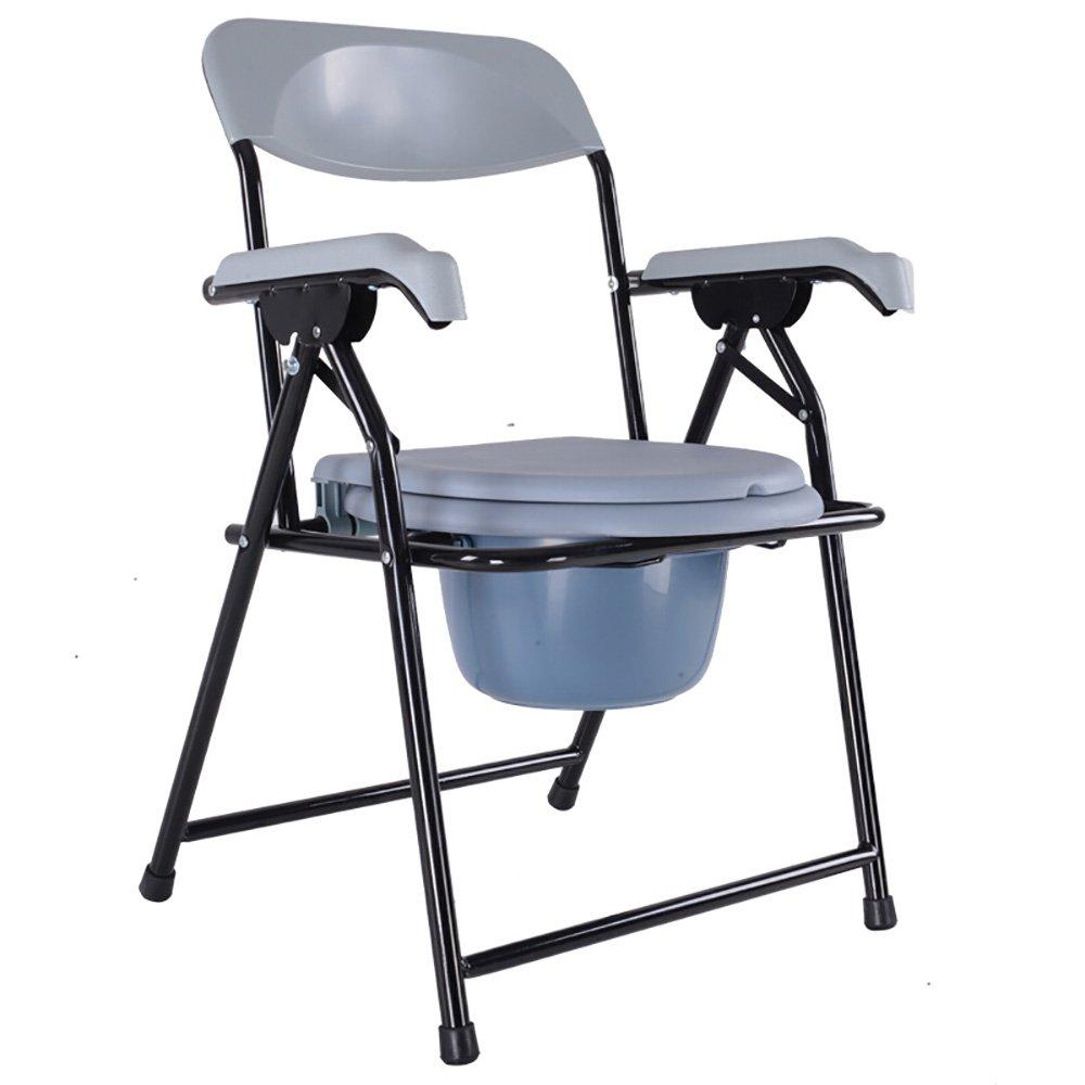 ALUP- ALUP- ベッドサイドトイレ/バスチェア B07L76ZVKW/トイレチェア/トイレチェアスチールパイプ軽量折りたたみ式高齢者、障害者、妊婦に適用 B07L76ZVKW, 小川町:9d43b37f --- ijpba.info