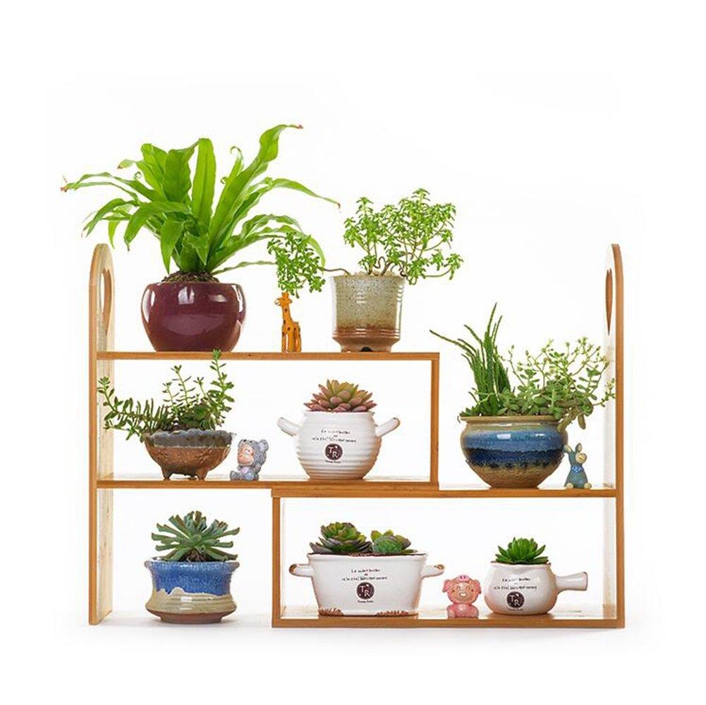 植物収納ラック 創造的な多層植物スタンド、多目的ラック、 B07SD15F4N