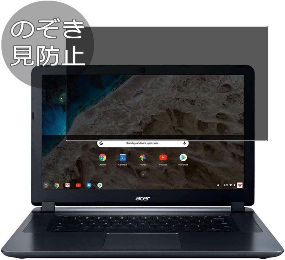 Synvy Privacy Screen Protector Film for 2018 Acer 15.6