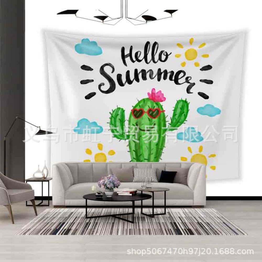 jzxjzx Colorido Estampado de Elefantes tapices para el hogar ...