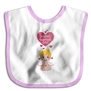 Amazon.com  Waterproof Bibs Infant Kids Valentine Band Aid Baby Skin ... 6d309a309