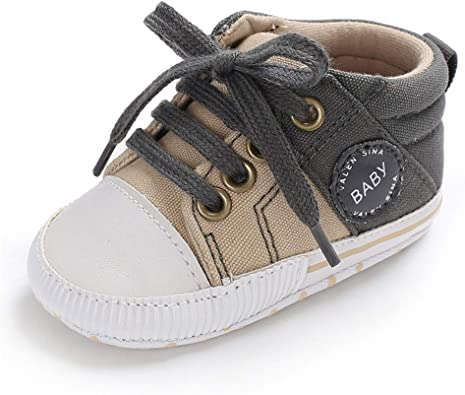 Beb/é Ni/ños Ni/ñas Zapatos Casuales Zapatillas Antideslizantes Ni/ño Primeros Zapatos para Caminar