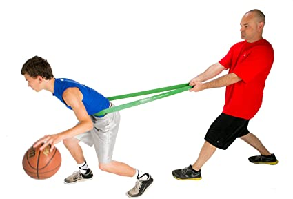 Amazon Com P R O Bands For Basketball Resistance Bands Training