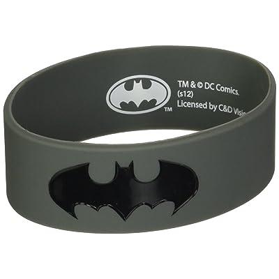 Licenses Products DC Comics Originals Batman Logo Wristband: Toys & Games