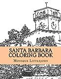 Santa Barbara Coloring Book