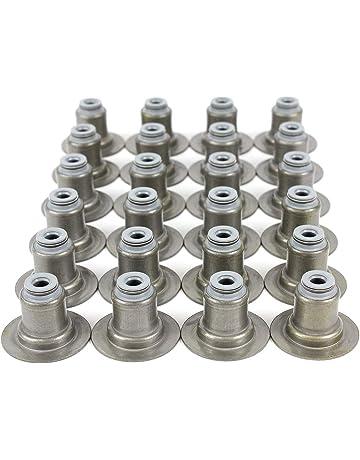 DNJ Valve Stem Seal VSS943 For 98-16 Toyota Chevrolet 1.3L-2.7L L4 DOHC Naturally Aspirated designation 2AR-FXE,1AR-FE,2ZR-FXE,1NR-FE,2AR-FE,2AZ-FE,2ZR-FE,2TR-FE,2AZ-FXE,1ZZ-FE,1AZ-FE