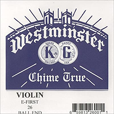 westminster-4-4-violin-e-string-medium