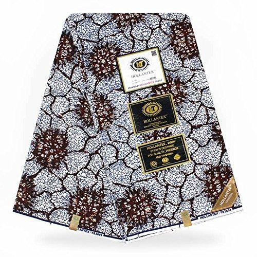 Africa Ankara Java Supreme Wax Print