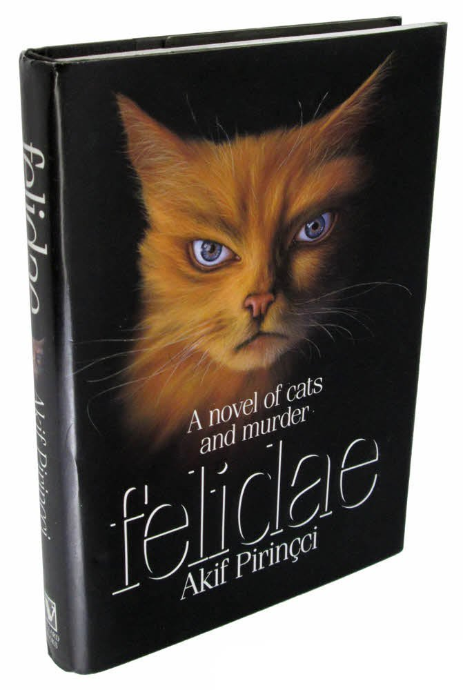 Felidae Pirincci Akif 9780679420699 Amazon Com Books