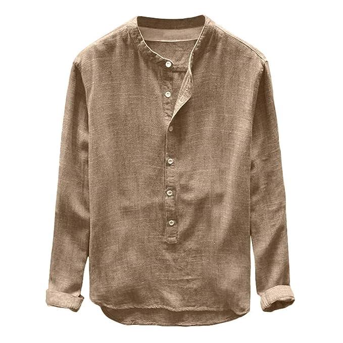 quality design 37aa1 e3793 La Primavera da Uomo Fashion,la Camicia Casual,la Camicia in ...