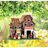 Cheap Wooden Hummingbird Birdhouse Thatch Roof Ornament Chickadee Birdhouses Patterns Outside Ornament Plans Decorative For Kids